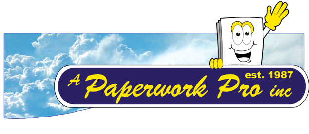 Welcome to A Paperwork Pro Winnipegs top resume writing graphic